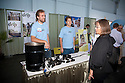 Driptech's affordable, water conserving drip irrigation system for third world farmers on display. West Coast Green is the nation's largest conference and expo dedicated to green innovation, building, design and technology. The conference featured over 300 exhibitors, 125 speakers, and 80 education and networking sessions. Fort Mason, San Francisco, California, USA. Photo taken October 2, 2009.