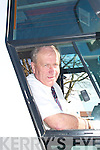 LAST CALL: Tralee bus driver JJ Breen who retired from CIE and Bus Eireann after 42 years of service    Copyright Kerry's Eye 2008
