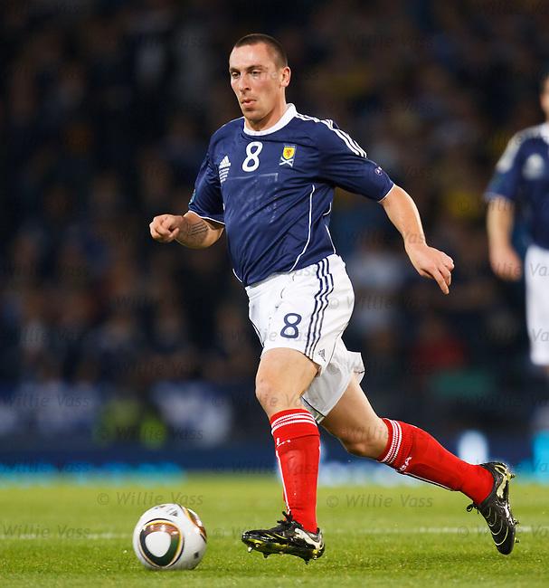Scott Brown, Scotland
