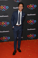08 November 2017 - Hollywood, California - Benjamin Bratt. Disney Pixar's &quot;Coco&quot; Los Angeles Premiere held at El Capitan Theater. <br /> CAP/ADM/FS<br /> &copy;FS/ADM/Capital Pictures