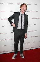HOLLYWOOD, CA - NOVEMBER 14: Domhnall Gleeson at the premiere of Focus Features' 'Anna Karenina' held at ArcLight Cinemas on November 14, 2012 in Hollywood, California. Credit: mpi28/MediaPunch Inc. /NortePhoto