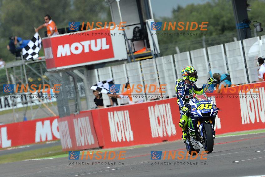 Termas De Rio Hondo (Argentina) 03/04/2016 - gara Moto GP / foto Luca Gambuti/Image Sport/Insidefoto<br />nella foto: Valentino Rossi
