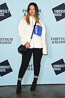 Leah Weller at the launch party for Skate at Somerset House, London, UK. <br /> 14 November  2017<br /> Picture: Steve Vas/Featureflash/SilverHub 0208 004 5359 sales@silverhubmedia.com