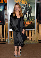 "LOS ANGELES, USA. October 11, 2019: Lea Thompson at the premiere of ""Zombieland: Double Tap"" at the Regency Village Theatre.<br /> Picture: Paul Smith/Featureflash"