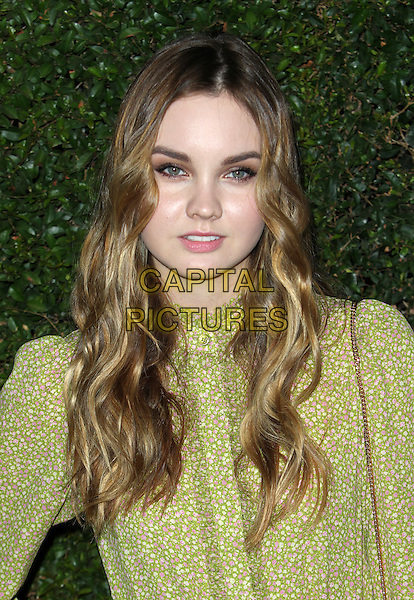 Beverly Hills, CA - October 2: Liana Liberato Attending Michael Kors Hosts Launch Of Claiborne Swanson Frank's &quot;Young Hollywood&quot; Portrait Book At Private Residence California on October 2, 2014.  <br /> CAP/MPI/RTNUPA<br /> &copy;RTNUPA/MediaPunch/Capital Pictures