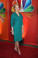 Ellen Barkin at NBC's Upfront Presentation at Radio City Music Hall on May 14, 2012 in New York City. © RW/MediaPunch Inc.