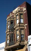 San Diego: Yuma Building, 631 Fifth Avenue. Upper Stories. Photo '80.