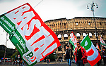 ITALY - ROME - Silvio Berlusconi resigned after economic crisis
