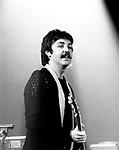 Wings 1976 Paul McCartney.© Chris Walter.