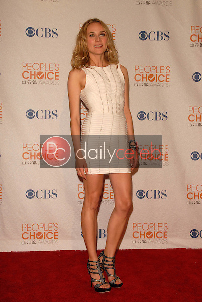 Diane Kruger<br /> at the Press Room for the 2010 People's Choice Awards, Nokia Theater L.A. Live, Los Angeles, CA. 01-06-10<br /> David Edwards/Dailyceleb.com 818-249-4998