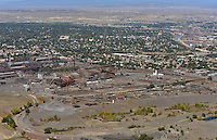 Aerial of Evraz Steel, looking northwest. Oct 2, 2012