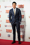 "Mario Casas attends to the premiere of the spanish film ""Toro"" at Kinepolis Cinemas in Madrid. April 20, 2016. (ALTERPHOTOS/Borja B.Hojas)"