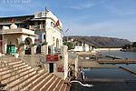 Pushkar's ghat