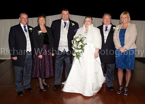 Wedding - Michelle & Sean  22nd January 2011