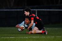 Rugby Girls Premier 2 Final – Sacred Heart College v Naenae College at Porirua Park, Porirua, New Zealand on Wednesday 16 September 2020. <br /> Photo by Masanori Udagawa. <br /> www.photowellington.photoshelter.com