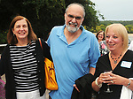 Rita Ciolli, Peter Gianotti? and Roseann Fochi seen attending the Newsday Family Reunion at the Pavillion at Sunken Meadow State Park in Kings Park, NY,  on Thursday August 12, 2010. Photo © Jim Peppler 2010.