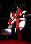 Jack White of the White Stripes performs at the Verizon Wireless Theater Tuesday June 24,2003.(Dave Rossman/Special to the Chronicle)