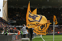 during Wolverhampton Wanderers vs Brighton & Hove Albion, Premier League Football at Molineux on 7th March 2020