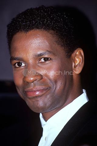 Denzel Washington photographed by Joseph Marzullo. © Joseph Marzullo / MediaPunch