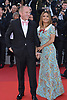 23.05.2017; Cannes, France: SALMA HAYAK AND FRANCOIS-HENRI PINAULT<br /> attends the Cannes Anniversary Soiree at the 70th Cannes Film Festival, Cannes<br /> Mandatory Credit Photo: &copy;NEWSPIX INTERNATIONAL<br /> <br /> IMMEDIATE CONFIRMATION OF USAGE REQUIRED:<br /> Newspix International, 31 Chinnery Hill, Bishop's Stortford, ENGLAND CM23 3PS<br /> Tel:+441279 324672  ; Fax: +441279656877<br /> Mobile:  07775681153<br /> e-mail: info@newspixinternational.co.uk<br /> Usage Implies Acceptance of Our Terms &amp; Conditions<br /> Please refer to usage terms. All Fees Payable To Newspix International