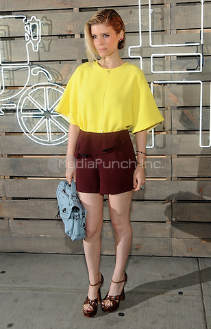 New York, NY- June 17: Kate Mara attends the 2014 Summer Party presented by Coach at friends of the Highline at the  Highline on June 17, 2014 in New York City . Credit: John Palmer/MediaPunch