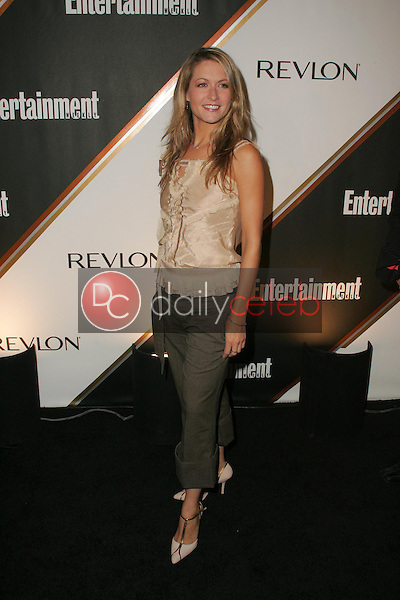 Ali Hillis<br />at the Third Annual Entertainment Weekly Pre-Emmy Party. Cabana Club, Hollywood, CA. 09-17-05<br />Dave Edwards/DailyCeleb.Com 818-249-4998