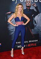 LOS ANGELES, CA. October 22, 2018: Izabella Miko at the season 6 premiere for &quot;House of Cards&quot; at the Directors Guild Theatre.<br /> Picture: Paul Smith/FeatureflashLOS ANGELES, CA. October 22, 2018: Izabella Miko at the season 6 premiere for &quot;House of Cards&quot; at the Directors Guild Theatre.<br /> Picture: Paul Smith/Featureflash
