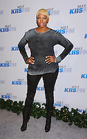 LOS ANGELES, CA - DECEMBER 03: Nene Leakes attends the KIIS FM's Jingle Ball 2012 held at Nokia Theatre LA Live on December 3, 2012 in Los Angeles, California.PAP1212JP341