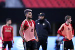 ATLANTA, GA - DECEMBER 07: Atlanta United FC's Josef Martinez. The MLS Cup 2018 Team Training Sessions were held on December 7, 2018 at the Mercedes Benz Stadium in Atlanta, GA.