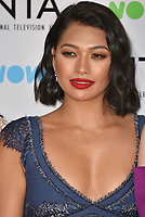 Vanessa White<br /> Arrivals at the National Television Awards 2018 at The O2 Arena on January 23, 2018 in London, England. <br /> CAP/Phil Loftus<br /> &copy;Phil Loftus/Capital Pictures