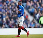 02.02.2019: Rangers v St Mirren: Jermain Defoe after winning the second penalty for Rangers
