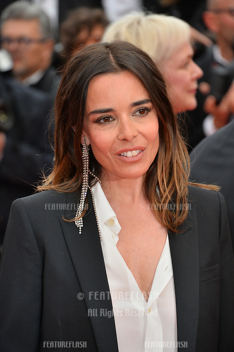 "CANNES, FRANCE. May 20, 2019: Elodie Bouchez  at the gala premiere for ""La Belle Epoque"" at the Festival de Cannes.<br /> Picture: Paul Smith / Featureflash"