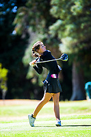 Caitlin Maurice. Day one of the Jennian Homes Charles Tour / Brian Green Property Group New Zealand Super 6's at Manawatu Golf Club in Palmerston North, New Zealand on Thursday, 5 March 2020. Photo: Dave Lintott / lintottphoto.co.nz