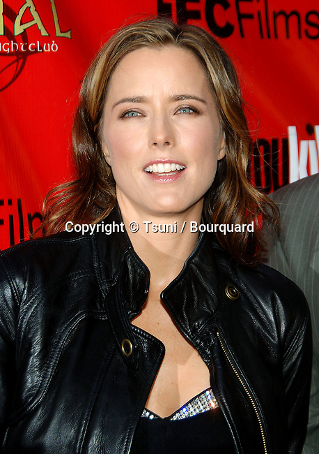 Tea Leoni arriving at the YOU KILL ME  Premiere at the Arclight Theatre in Los Angeles.<br /> <br /> headshot