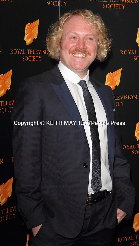 RTS Programme Awards at the Grosvenor House Hotel, Park Lane, Mayfair, London on March 18th 2014 <br /> <br /> Photo by Keith Mayhew
