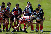 Counties Manukau Bill McLaren vs Auckland West rugby game played at Gowers No 2 Pukekohe on September 15th 2007. Auckland West won 55 - 12.
