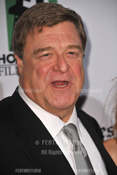 John Goodman at the 16th Annual Hollywood Film Awards at the Beverly Hilton Hotel..October 22, 2012  Beverly Hills, CA.Picture: Paul Smith / Featureflash