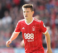 Nottingham Forest's Joe Lolley<br /> <br /> Photographer Mick Walker/CameraSport<br /> <br /> The EFL Sky Bet Championship - Nottingham Forest v Derby County - Sunday 11th March 2018 - The City Ground - Nottingham<br /> <br /> World Copyright &copy; 2018 CameraSport. All rights reserved. 43 Linden Ave. Countesthorpe. Leicester. England. LE8 5PG - Tel: +44 (0) 116 277 4147 - admin@camerasport.com - www.camerasport.com