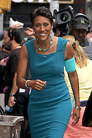 July 09, 2012 Robin Roberts arrives at Good Morning America studios in New York City. © RW/MediaPunch Inc.