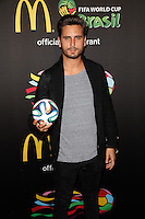 New York, NY -  June 5 : Scott Disick attends the 2014 FIFA World Cup McDonald's Launch Party at Pillars 38 on June 5, 2014 in New York City. Photo by Brent N. Clarke / Starlitepics