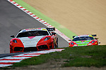 Stephen Earle/Gianandrea Crespi - Kessel Racing Ferrari 430 Scuderia