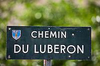 Europe/France/Provence-Alpes-Côte d'Azur/84/Vaucluse/Lubéron/Les Taillades: