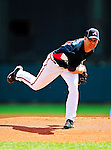 13 March 2010: Atlanta Braves' pitcher Tim Hudson in action during a Spring Training game against the Toronto Blue Jays at Champion Stadium in the ESPN Wide World of Sports Complex in Orlando, Florida. The Blue Jays shut out the Braves 3-0 in Grapefruit League action. Mandatory Credit: Ed Wolfstein Photo
