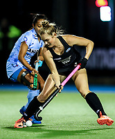 Samantha Harrison during the international hockey match between the Blacksticks Women and India, Rosa Birch Park, Pukekohe, New Zealand. Tuesday 16  May 2017. Photo:Simon Watts / www.bwmedia.co.nz
