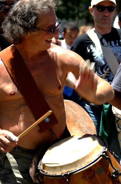 La Gozadera Cuerda de Tambores (drums) Fatoruso