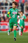 Azusa Iwashimizu (Beleza), MARCH 27, 2016 - Football /Soccer : Plenus Nadeshiko League 2016 between Urawa Reds Ladies 1-1 NTV Beleza at Nishigaoka Stadium in Tokyo, Japan. (Photo by Sho Tamura/AFLO SPORT)