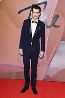 Jack Whitehall at the Fashion Awards 2016 at the Royal Albert Hall, London. December 5, 2016<br /> Picture: Steve Vas/Featureflash/SilverHub 0208 004 5359/ 07711 972644 Editors@silverhubmedia.com