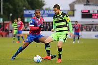 Dagenham & Redbridge vs Forest Green Rovers 04-05-17