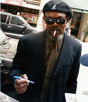 CelebrityArchaeology.com<br /> 1998 FILE PHOTO<br /> Samuel L.Jackson 1998<br /> Photo to By John Barrett-PHOTOlink.net / MediaPunch<br /> -----<br /> &mdash;&mdash;