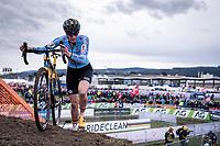 Ellen Van Loy (BEL)<br /> <br /> Women's Elite Race<br /> UCI 2020 Cyclocross World Championships<br /> Dübendorf / Switzerland<br /> <br /> ©kramon